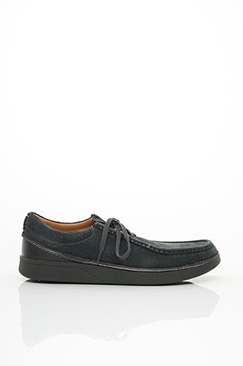 Chaussures bâteau bleu CLARKS pour homme