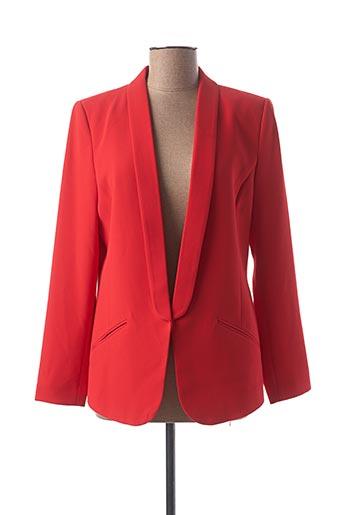 Veste chic / Blazer rouge MEXX pour femme