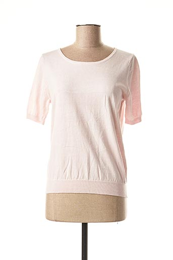 Pull col rond rose MEXX pour femme