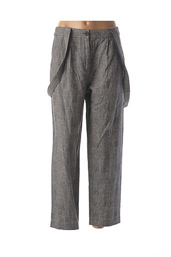 Pantalon 7/8 gris MEXX pour femme