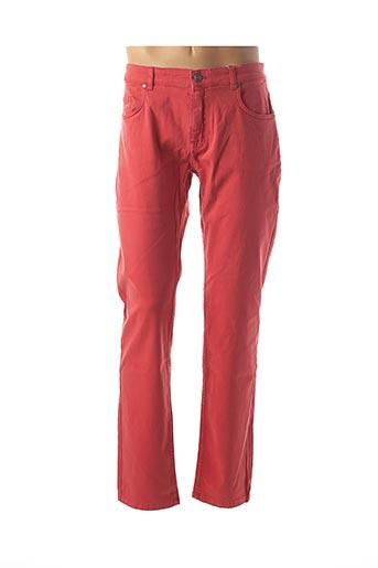 Pantalon casual rouge MEXX pour homme
