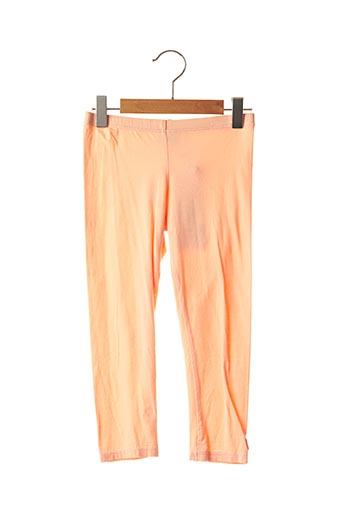 Legging orange CHIPIE pour fille
