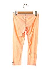 Legging orange CHIPIE pour fille seconde vue