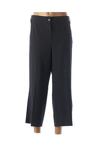 Pantalon 7/8 bleu MARINA RINALDI pour femme