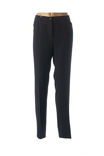 Pantalon chic bleu TONI pour femme