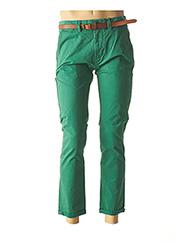 Pantalon casual vert DSTREZZED pour homme seconde vue