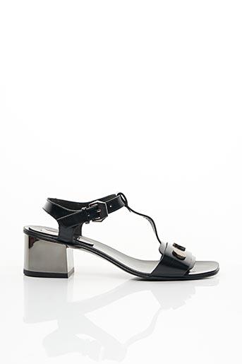 Sandales/Nu pieds noir ELYSESS pour femme