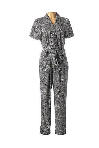 Combi-pantalon gris IKKS pour femme