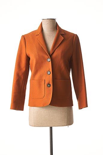 Veste chic / Blazer marron ATHÉ pour femme