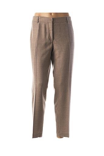 Pantalon casual beige PAUL & JOE pour femme