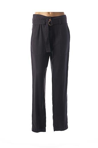 Pantalon casual bleu ATHÉ pour femme
