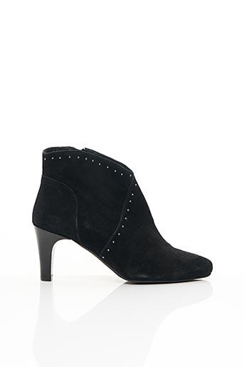 Bottines/Boots noir ONE STEP pour femme