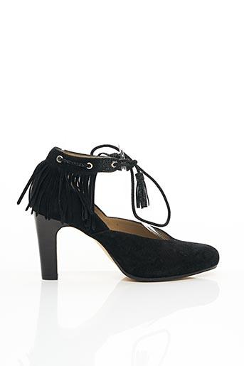 Escarpins noir ROSEMETAL pour femme