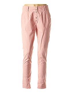 Pantalon casual rose JAYKO pour femme