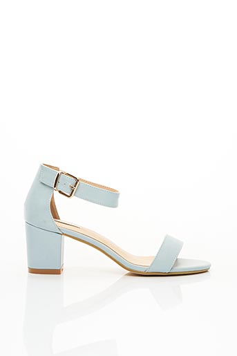 Sandales/Nu pieds bleu BELLUCCI pour femme