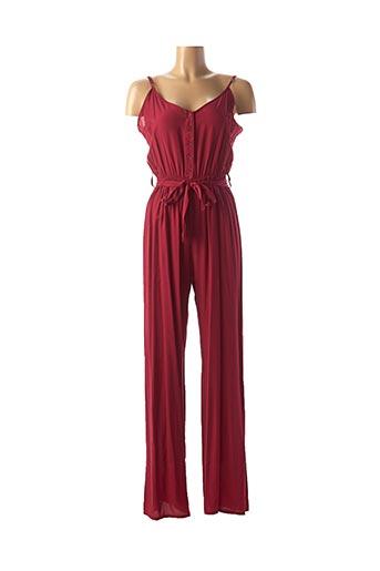Combi-pantalon rose XT STUDIO pour femme