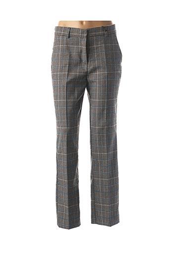 Pantalon chic gris PLEASE pour femme