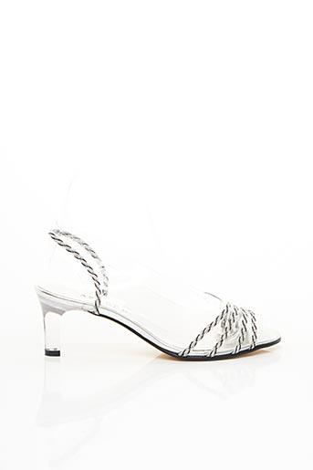 Escarpins gris AZUREE pour femme
