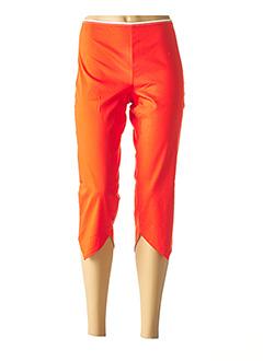 Corsaire orange LO! LES FILLES pour femme