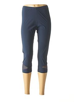Legging bleu MERI & ESCA pour femme