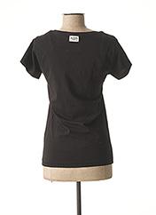 T-shirt manches courtes noir VON DUTCH pour femme seconde vue