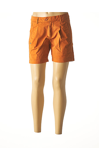 Short marron OXBOW pour femme