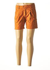 Short marron OXBOW pour femme seconde vue