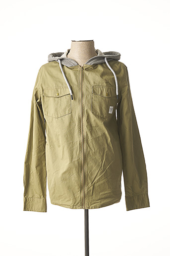 Veste casual vert ONLY&SONS pour homme