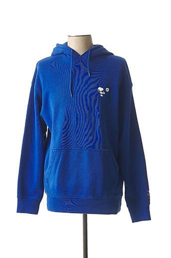Sweat-shirt bleu LEVIS pour homme
