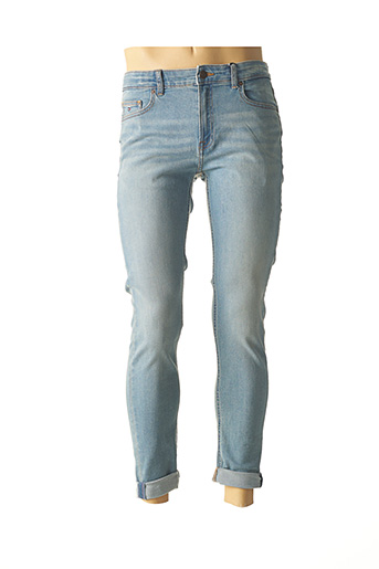 Jeans skinny bleu TOMMY HILFIGER pour garçon