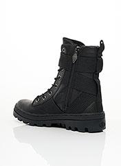 Bottines/Boots noir PALLADIUM pour femme seconde vue