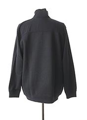 Veste casual noir NORTH 56°4 pour homme seconde vue