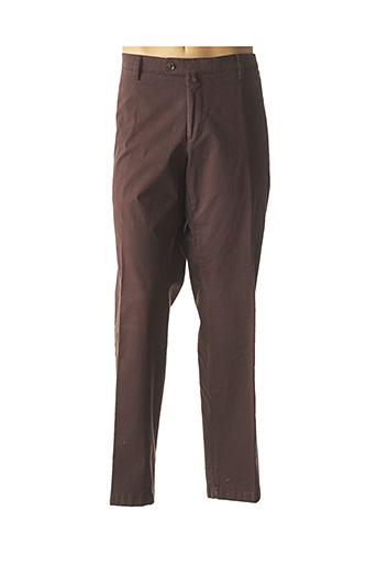 Pantalon chic marron DIGEL pour homme