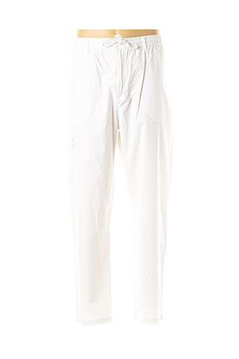 Pantalon casual blanc EASY MAXFORT pour homme