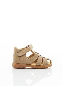 Sandales/Nu pieds marron MINIBEL pour enfant