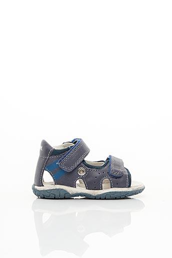 Sandales/Nu pieds bleu NOËL pour garçon