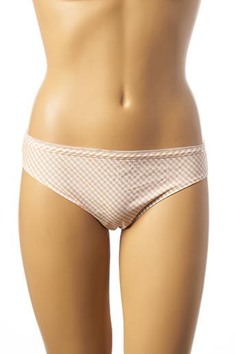 Slip/Culotte beige MARIE JO pour femme