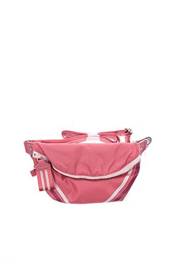 Pochette rose HEDGREN pour femme