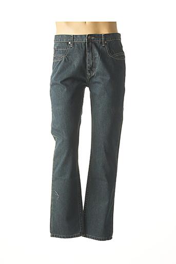 Jeans coupe droite bleu COMPTOIR DU RUGBY pour homme