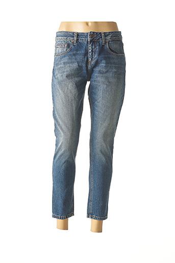 Jeans boyfriend bleu LTB pour femme