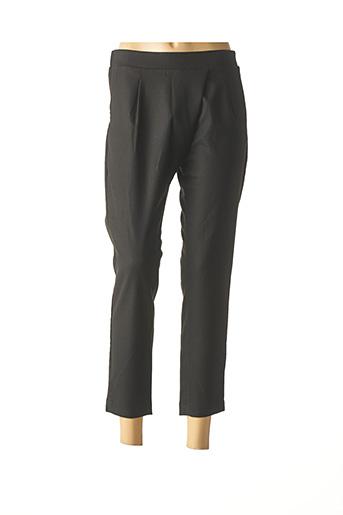 Pantalon 7/8 noir EDC BY ESPRIT pour femme