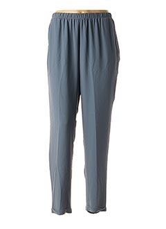 Pantalon 7/8 gris ROSSO 35 pour femme