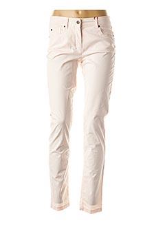 Pantalon casual rose SCAPA pour femme