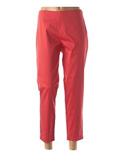 Pantalon 7/8 rose NINATI pour femme