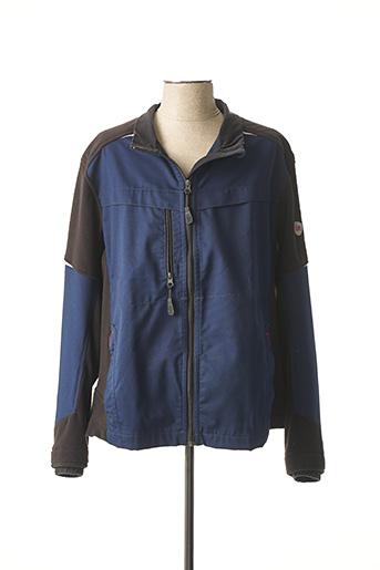 Veste casual bleu BP pour homme