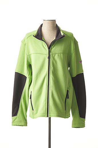 Veste casual vert BP pour homme