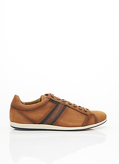 Baskets orange REDSKINS pour homme
