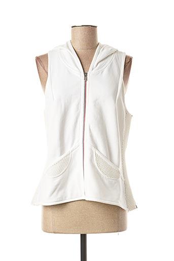 Veste casual blanc LA STAMPA pour femme