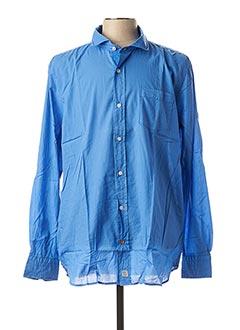 Chemise manches longues bleu R95TH pour homme