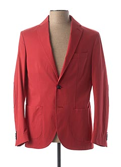 Veste chic / Blazer rouge CH. K. WILLIAMS pour homme
